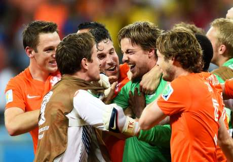 Oranje Bow Out