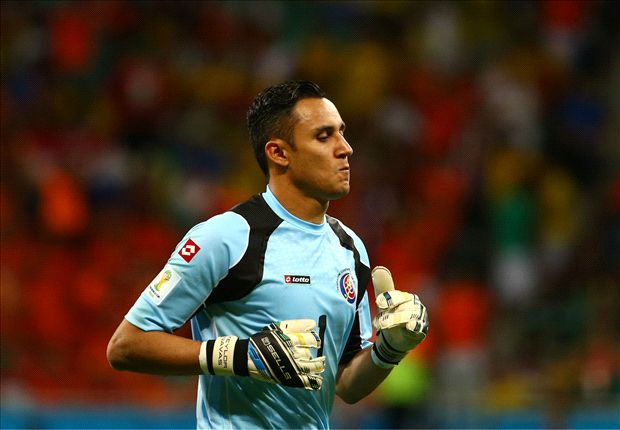 Real Madrid the best club on the planet - Keylor Navas