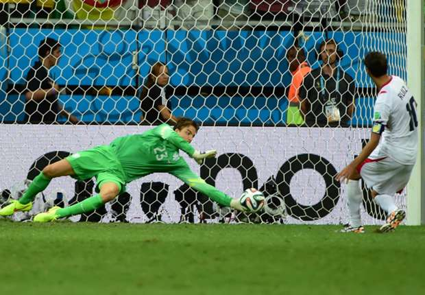 Van Gaal: We told Krul about penalty ploy - but not Cillessen