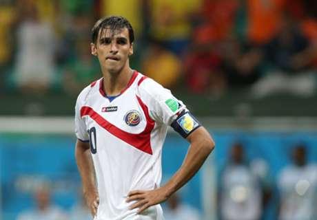 Werder Bremen Inginkan Bryan Ruiz
