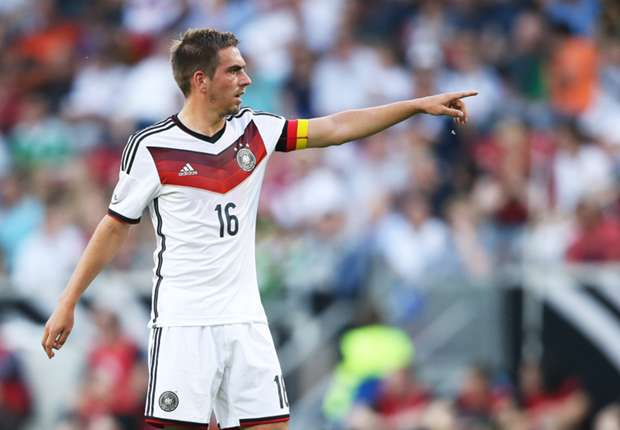 Lahm symbolic of Germany's rise