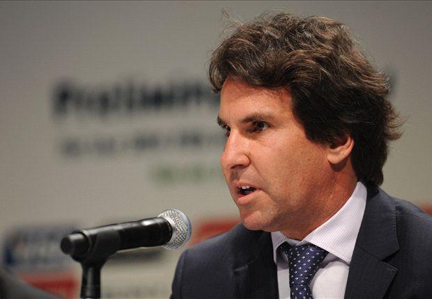 Brazil chief media officer banned over Pinilla 'slap'