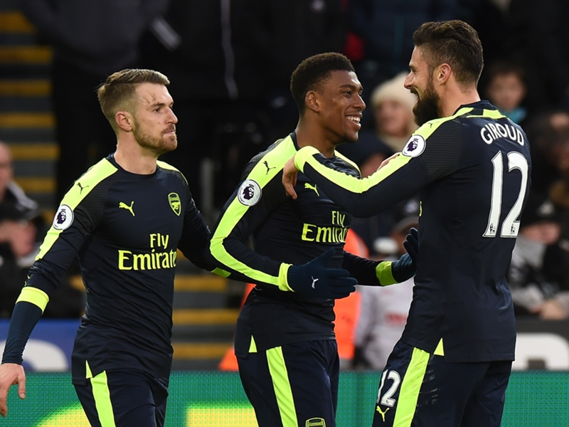 Impressive Iwobi proves Wenger right again