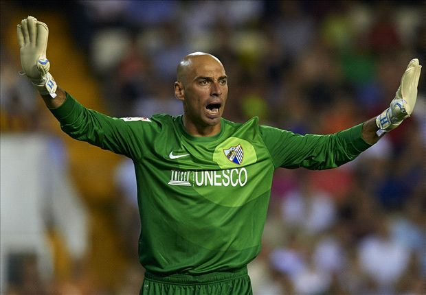 Official: Manchester City signs Caballero