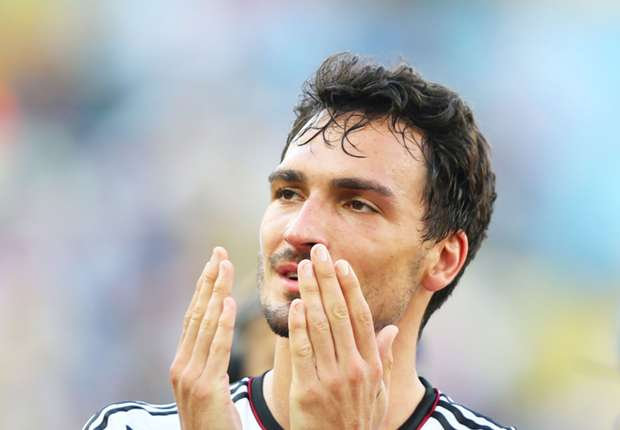 Klopp praises Hummels' World Cup performances