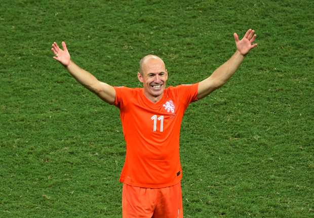 'I'm tired of this bull****' - Robben hits out at diving critics