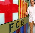 Bravo delighted with Barca move