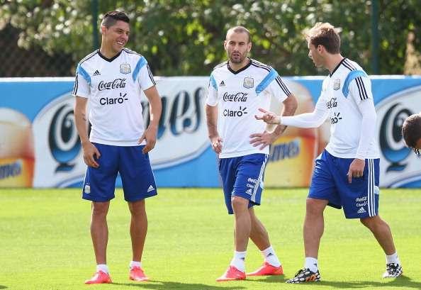 Agen Bola - Argentina Mendapat Sanksi Dari FIFA