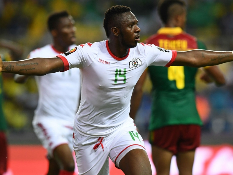 Burkina Faso 1-1 Cameroon: Duarte's side claim point through Dayo