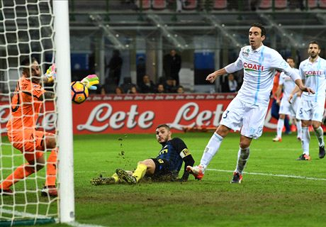 FT: Inter 3-1 Chievo