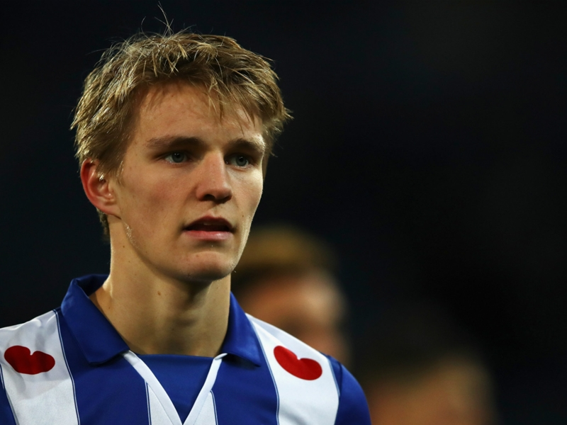 Real Madrid still have faith in me - Odegaard