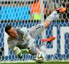Julio Cesar zurück zu QPR