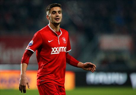 Official: Southampton sign Tadic