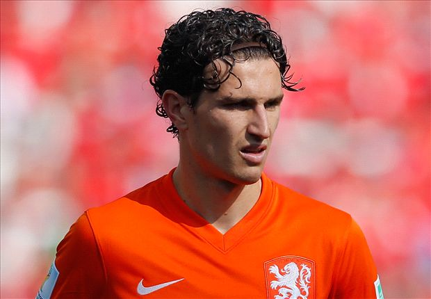 Newcastle's €6m Janmaat bid rejected by Feyenoord