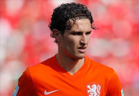 Newcastle's £4.7m Janmaat bid rejected