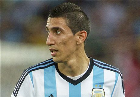 'Nothing is done' with Di Maria - Blanc