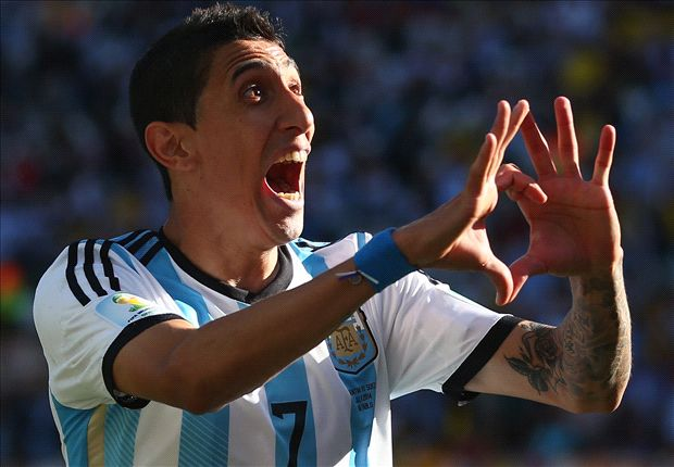 PSG set to rival Manchester United in Di Maria race