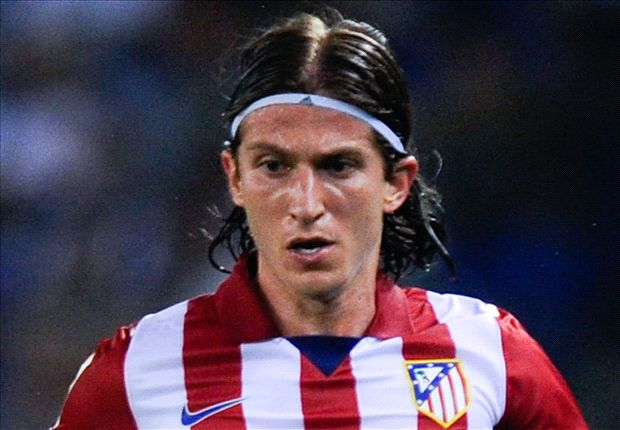 Chelsea reach deal with Atletico Madrid for Filipe Luis