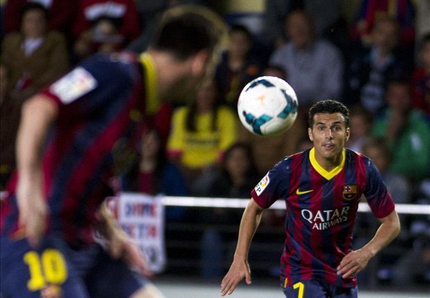 Pedro: Barcelona changes will be good for team