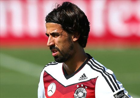 Transfer Talk: Khedira demands €9m salary