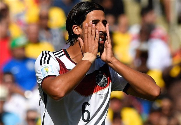 Wenger: Arsenal were never close to signing Khedira