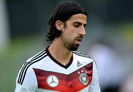 Transfer Talk: Real keen to sell Khedira