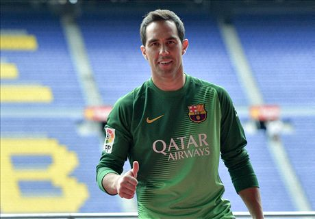 Ter Stegen's shocked me, says Bravo