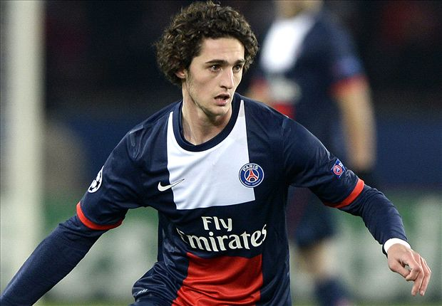 Keeping mum: Meet young PSG star Adrien Rabiot and his pushy parent