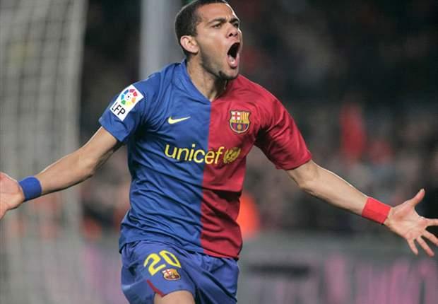 Daniel Alves Merasa Tak Diinginkan Barcelona