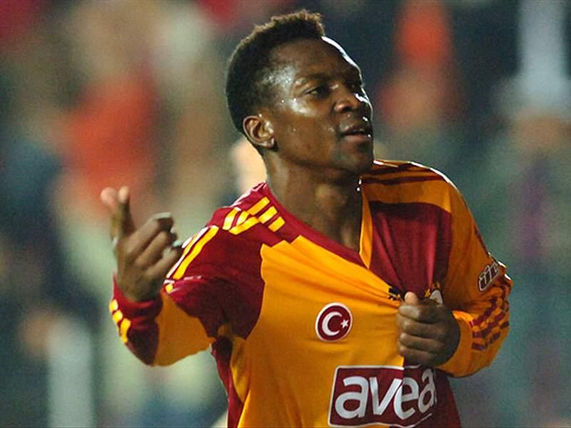 FINISHED: Galatasaray Release Shabani Nonda On A Free