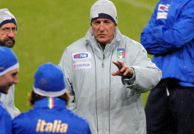 Italy Coach Marcello Lippi Distances Himself From Juventus Talk