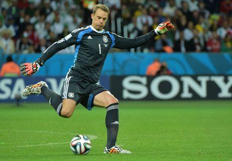 'Neuer is like Beckenbauer'