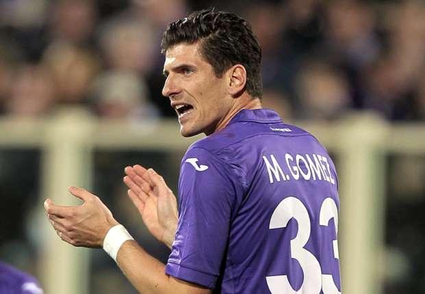 In guter Form: Mario Gomez