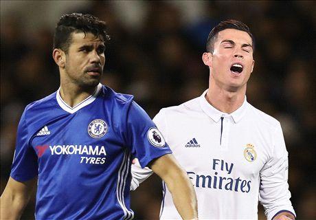 Costa 'like Ronaldo & Rooney' - Scholes