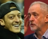 Ozil called out over wages by Corbyn