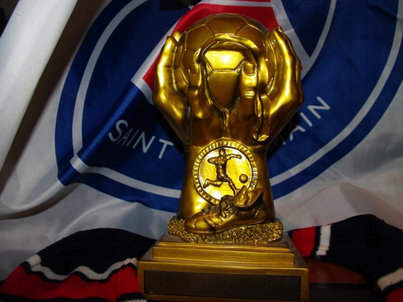 PSG - Qu'est-ce que le Titi d'Or ?