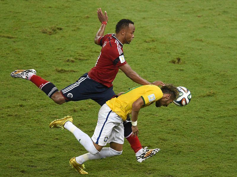 Zuniga still receiving death threats after Neymar injury