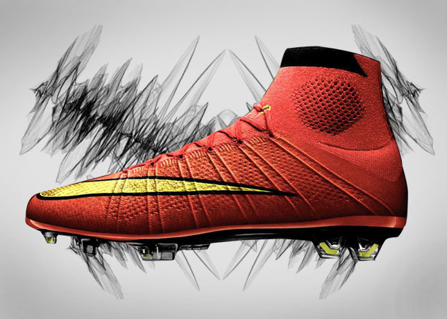 A Timeline of Nike Mercurial Boots