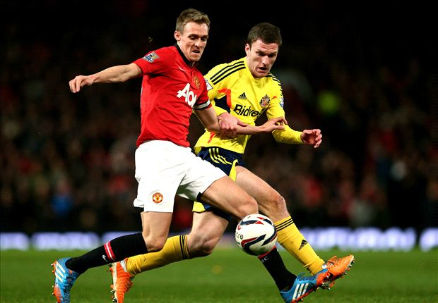 Darren Fletcher relishes 'feisty' pre-season with Manchester United