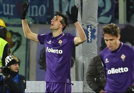 Juventus beaten by Fiorentina