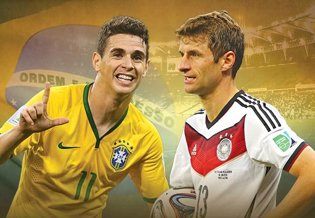 Betting Special: Get 4/1 on Brazil or Germany to reach World Cup final