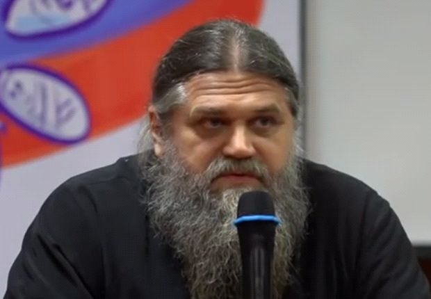 World Cup is a homosexual abomination - Russian priest