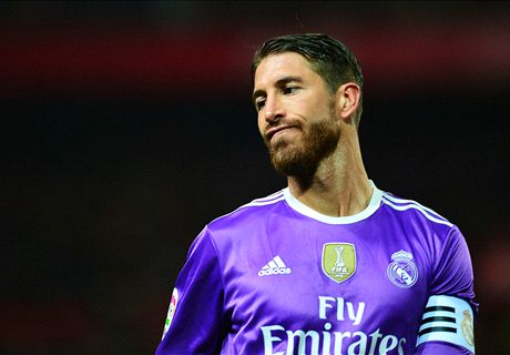 Ramos turns La Liga race on its head