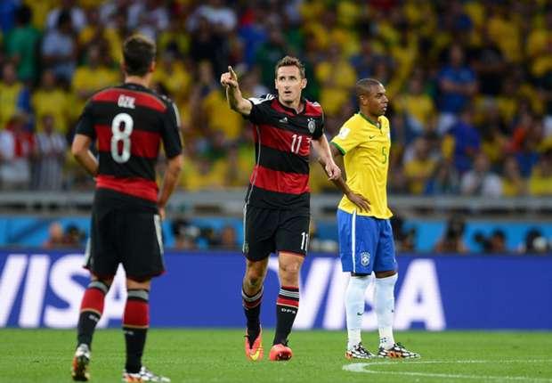 Agen Bola - Miroslav Klose, Sang Pemecah Rekor