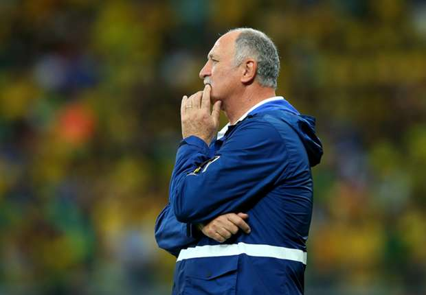 It's the worst day of my life - Scolari