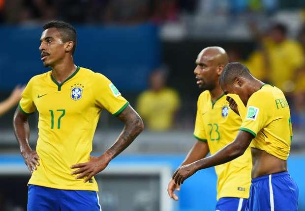 Fernandinho: Brazil will never forget Germany loss