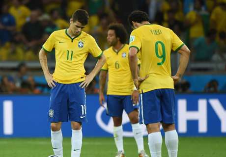 Humiliation will not stain careers - Alves