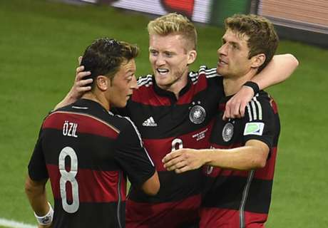 Germany have no weaknesses, says Nesta