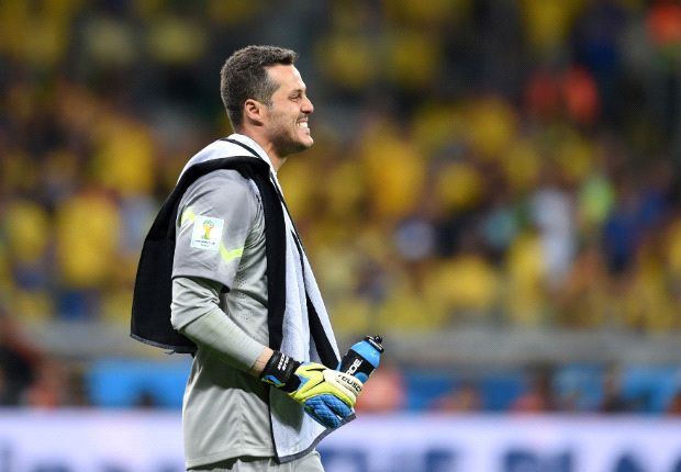 Julio Cesar set to quit Brazil: It would be selfish for me to continue