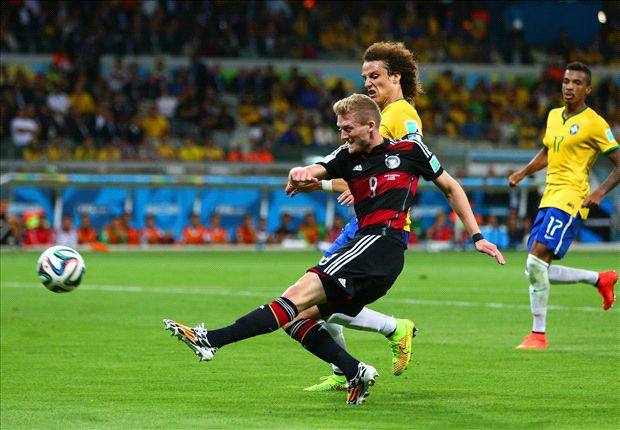 From pummelling Portugal to embarrassing Brazil - Germany's route to the World Cup final